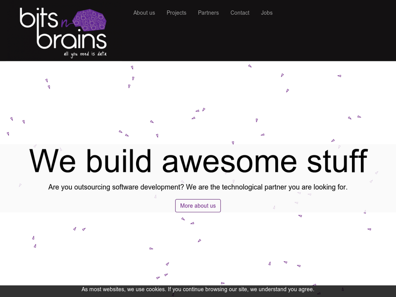 Images from Bitsnbrains