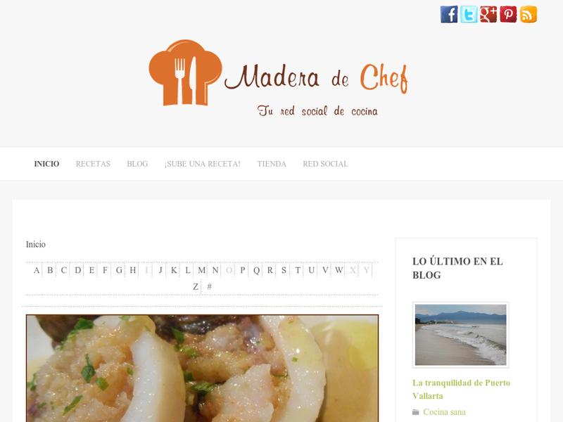 Images from Madera de Chef