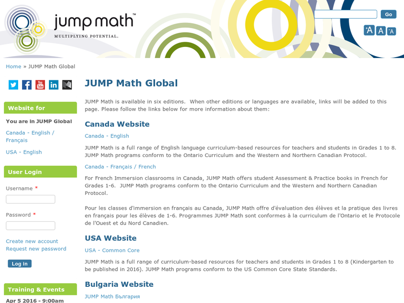 Images from JUMP Math