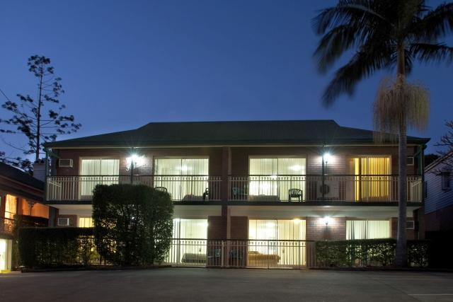 Images from Aabon Apartments & Motel