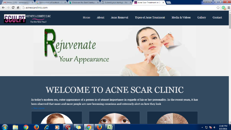 Images from acnescarclinic