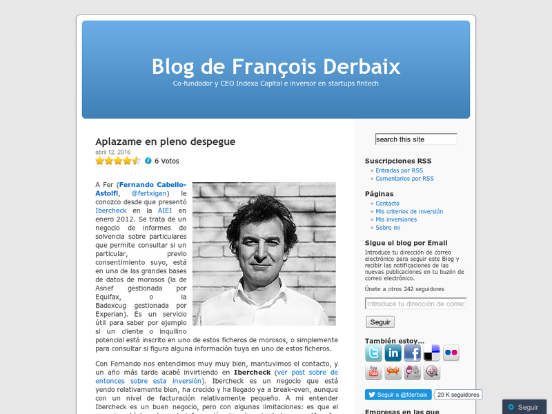 Images from François Derbaix