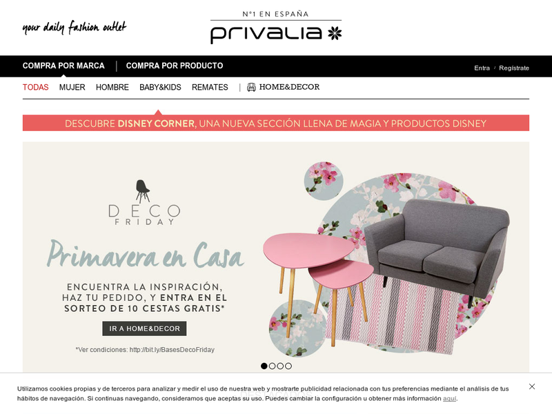 Images from Privalia