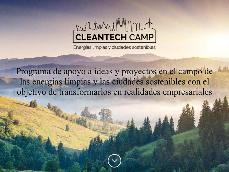 Images from Cleantech Camp