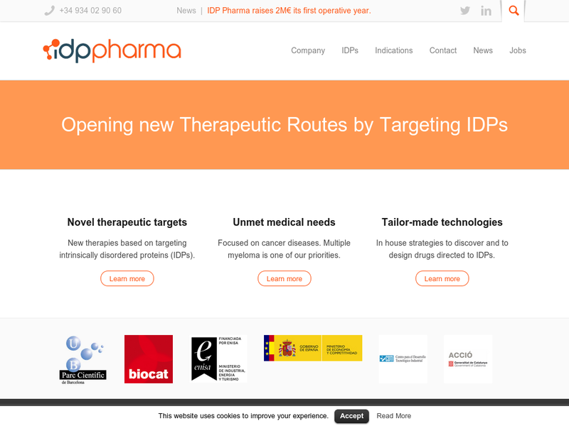 Images from IDP Pharma