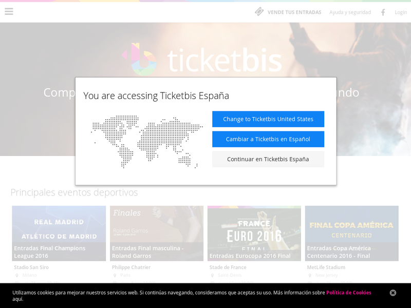 Images from Ticketbis
