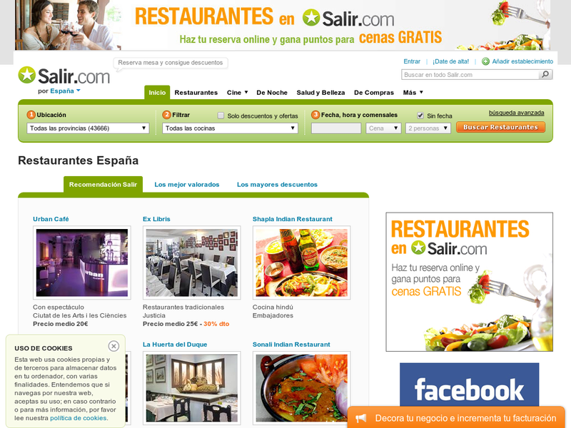 Images from Salir.com