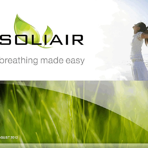 SOLIAIR™: A Natural Health Drug Discovery Company!