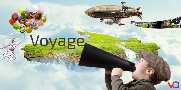 Images from Voyage - TVaaS