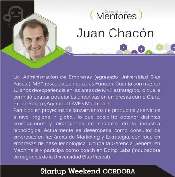 Images from Juan Chacon