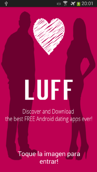 Images from LUFF - Dating apps like Tinder, Lovoo and more