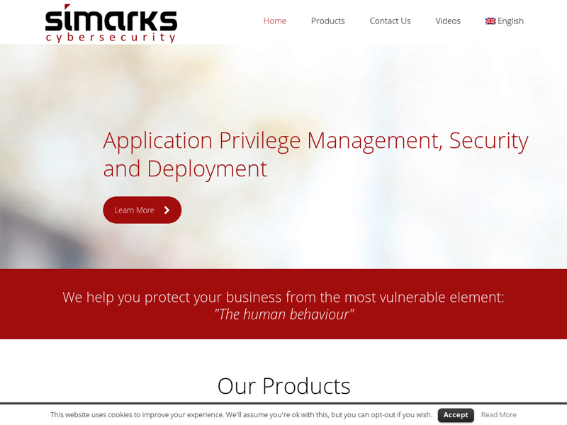 Images from Simarks Software