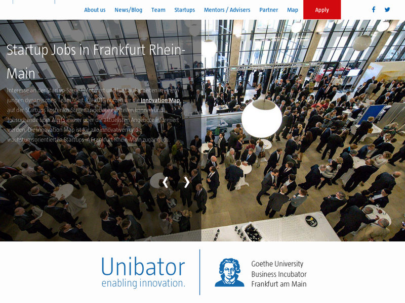 Images from Unibator