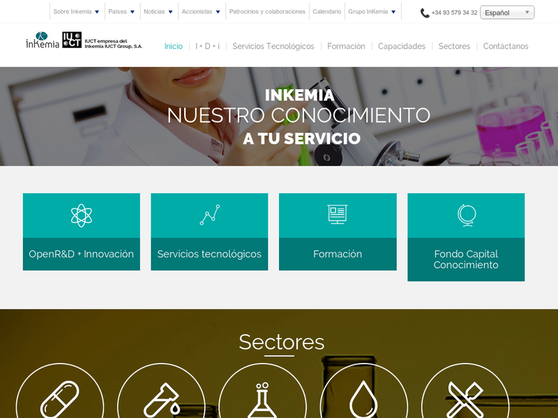 Images from Inkemia - Fondo Capital Conocimiento