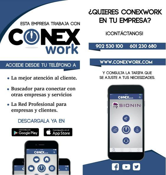 Images from ConexWork
