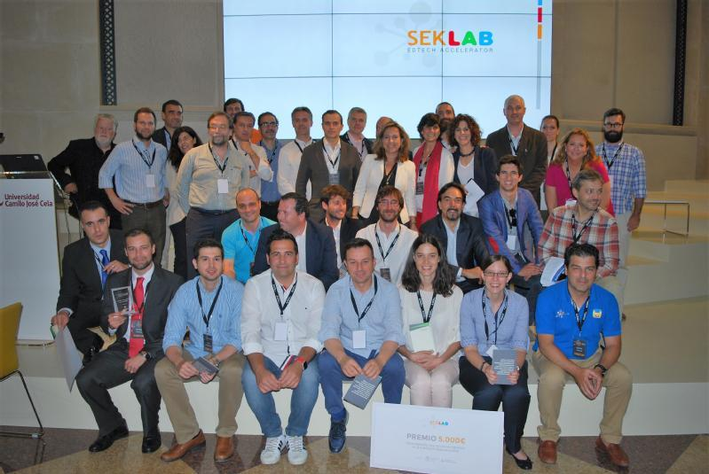 Images from SEK Lab EdTech Accelerator