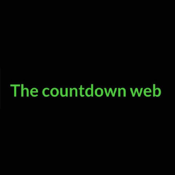 The Countdown Web