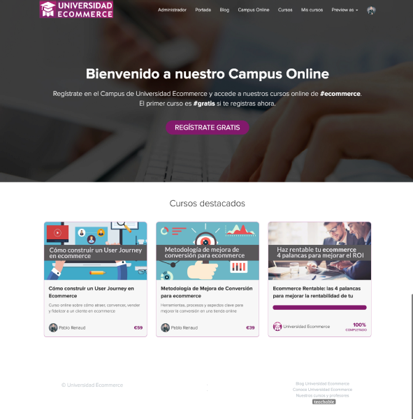 Images from Universidad Ecommerce