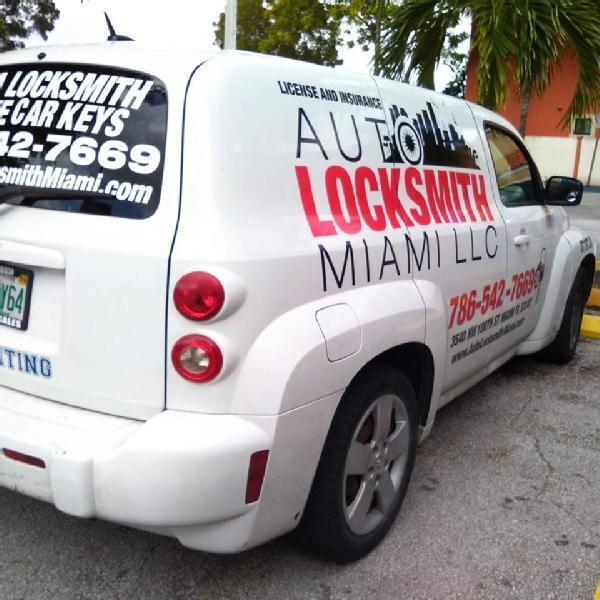 Images from Auto Locksmith Miami