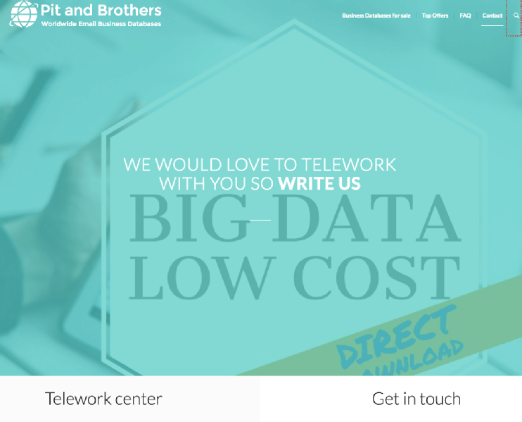 Images from Big Data Low Cost
