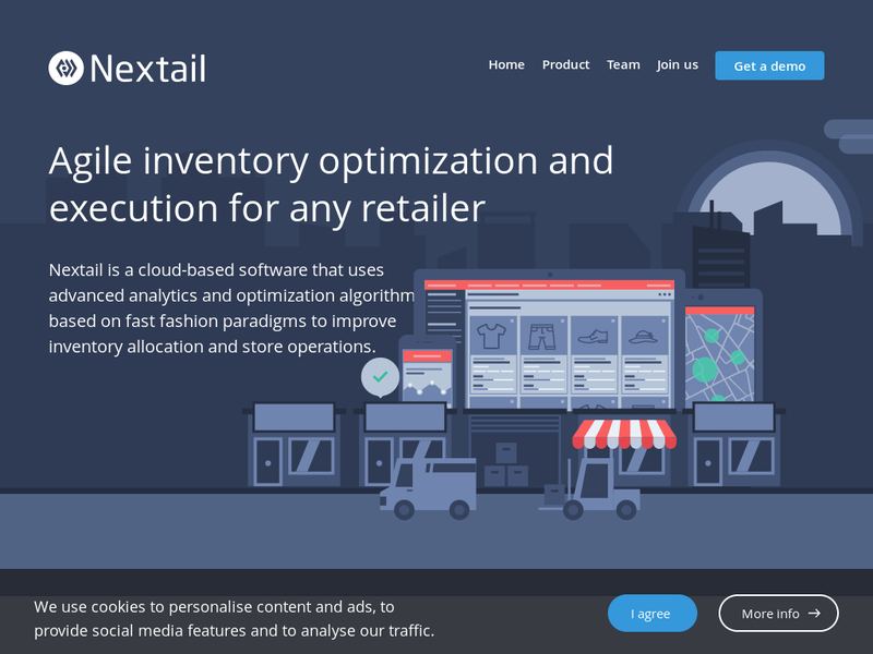 Images from Nextail