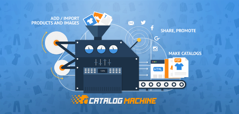 Images from Catalog Machine