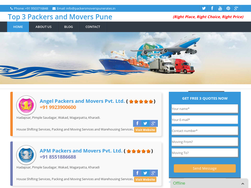 Images from Packers movers pune rates