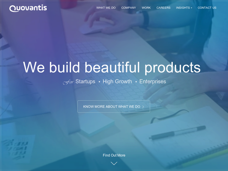 Images from Quovantis Technologies