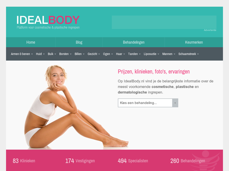 Images from IdealBody.nl