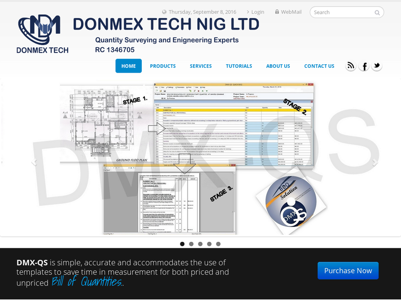 Images from Donmex Technologies