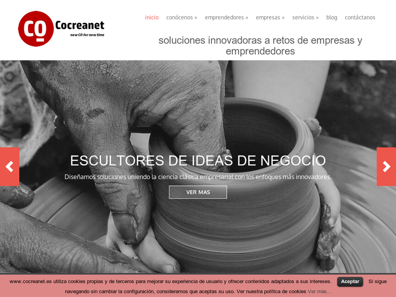 Images from cocreanet S.L.