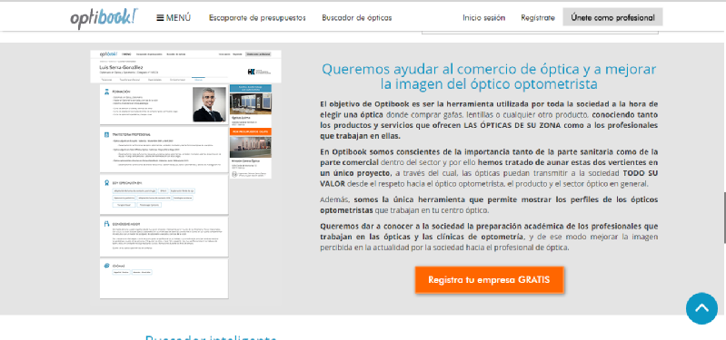 Images from Optibook.es