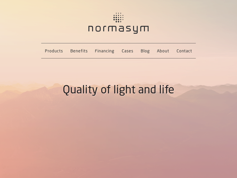 Images from Normasym Intl.