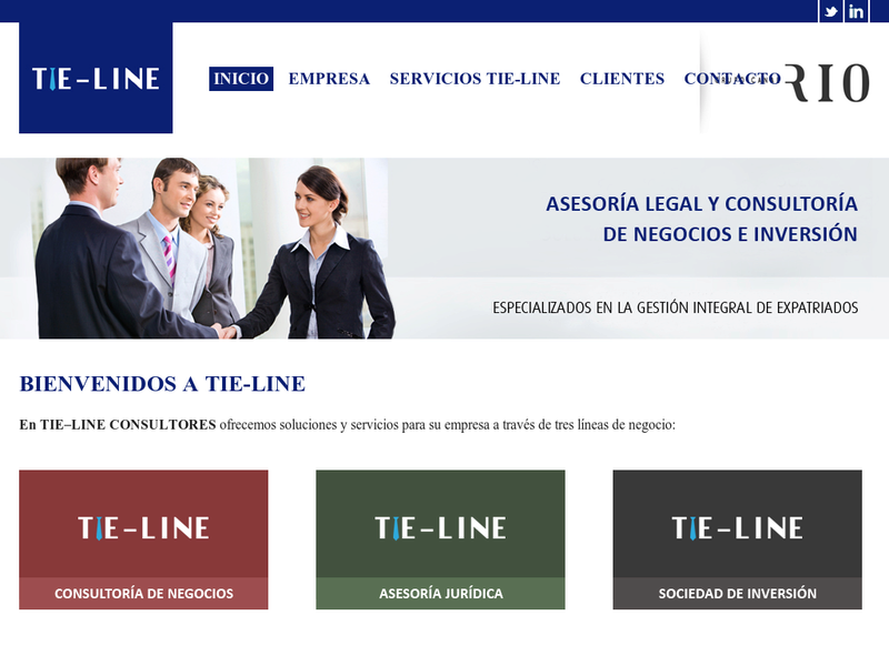 Images from Tie Line Consultores S.L.