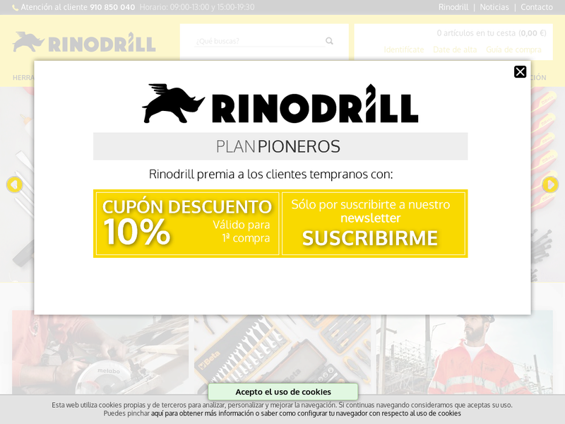 Images from Rinodrill Technologies SL