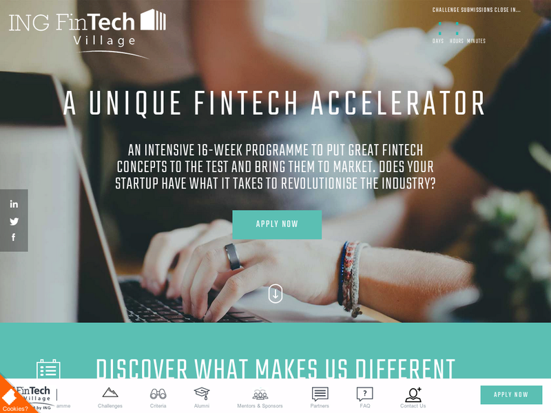 Images from FinTech Village