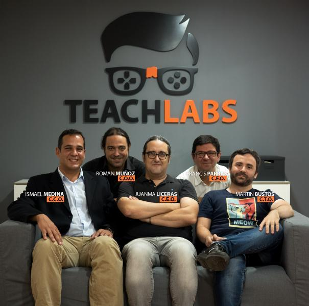 Images from TEACHLABS