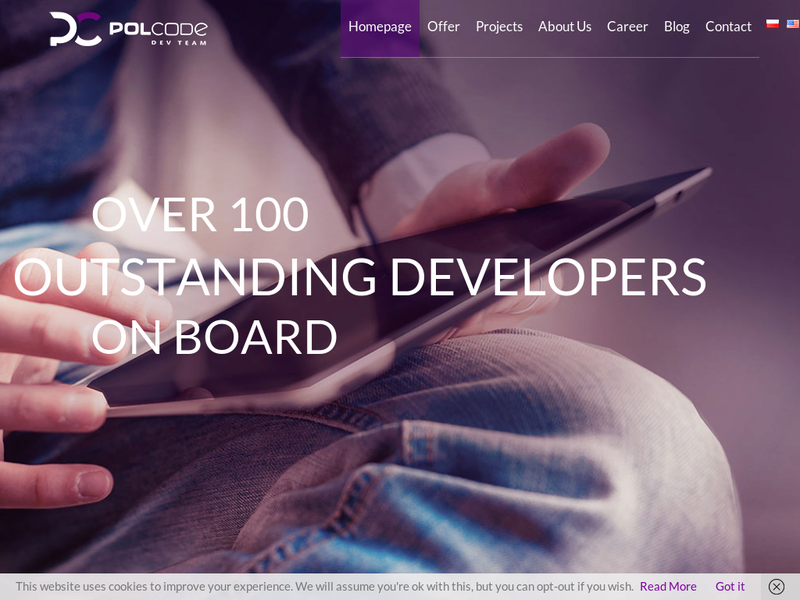 Images from Polcode