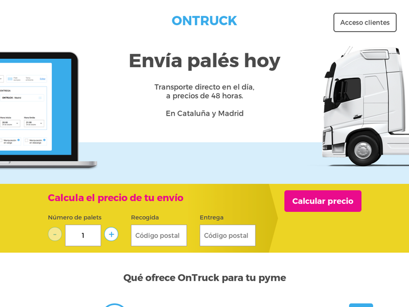 Images from OnTruck