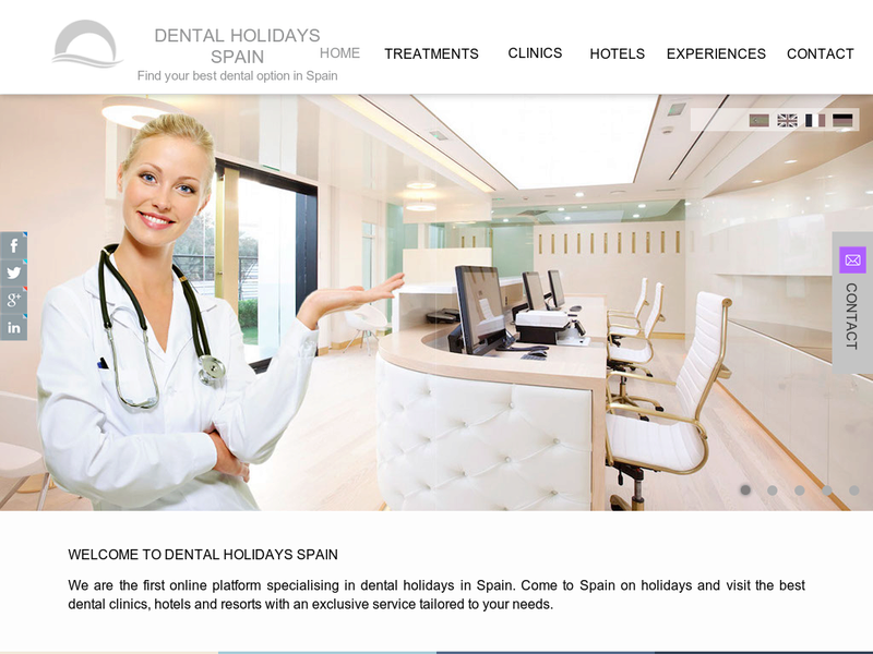 Images from Dental Holidays Spain