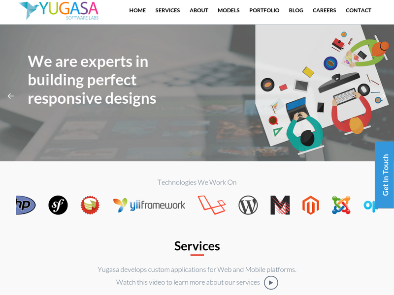 Images from Yugasa Software Labs