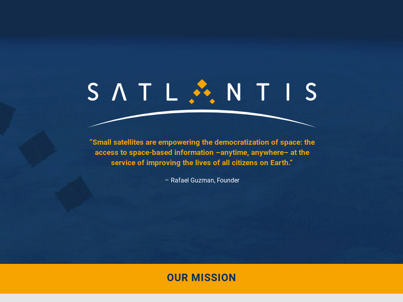 Images from Satlantis