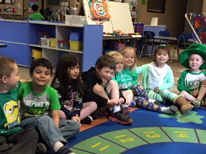 Images from Coronado Prep Preschool