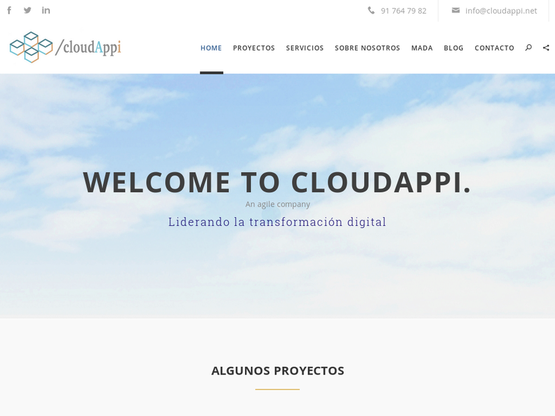 Images from CloudAppi