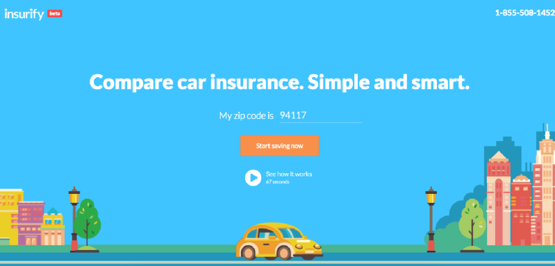 Images from Insurify