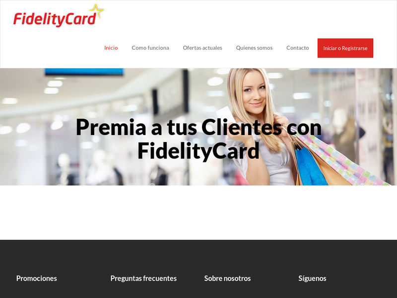 Images from FidelityCard