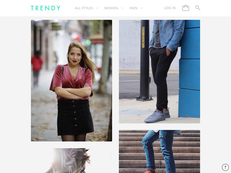 Images from Trendy
