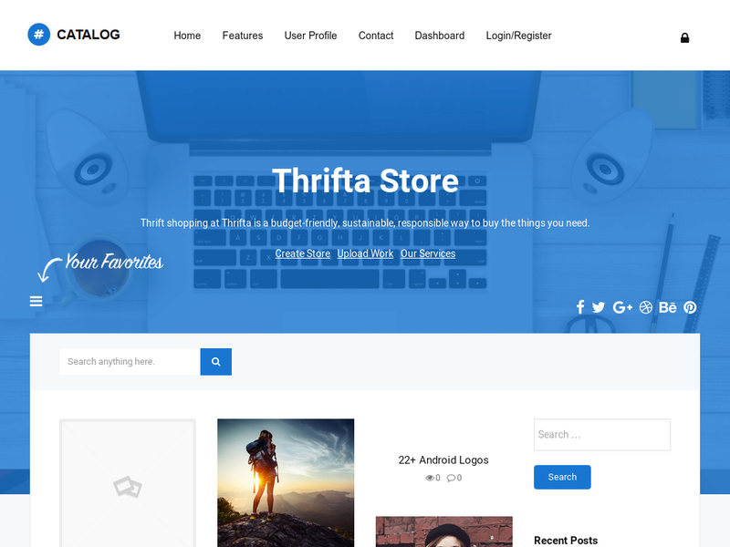 Images from Thrifta Store