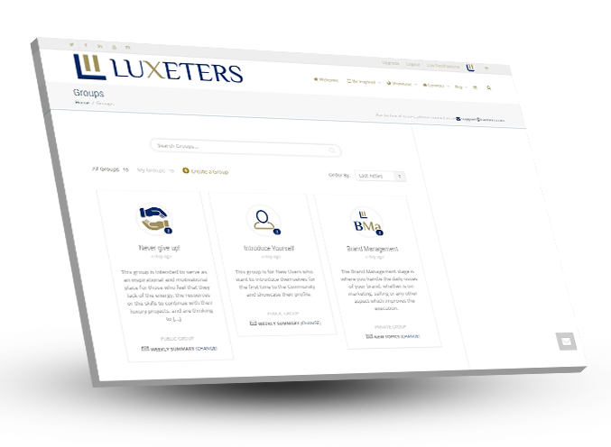 Images from Luxeters