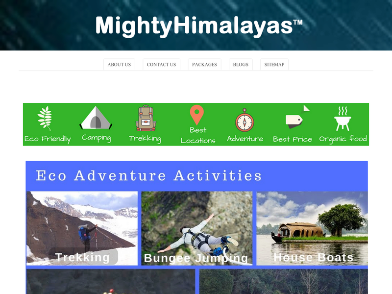 Images from MightyHimalayas